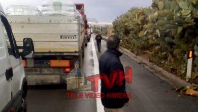 Photo of Incidente in autostrada: Traffico paralizzato