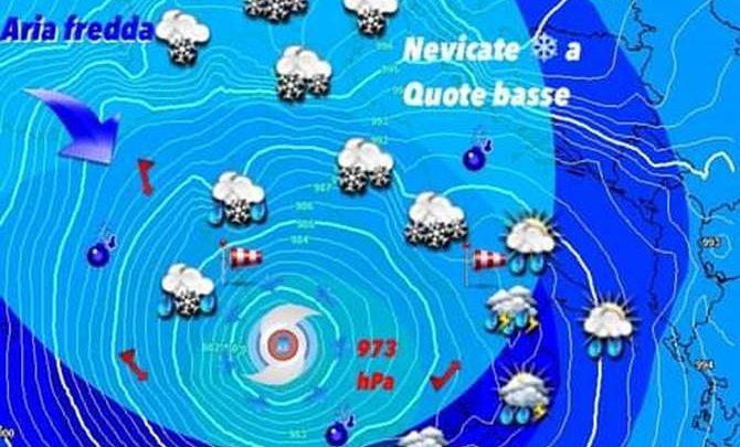 Photo of Meteo: In arrivo venti di burrasca e forti precipitazioni in Sicilia