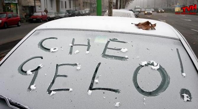 Photo of Meteo: Gelo artico in arrivo in Sicilia