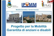 Photo of Termini Imerese: Progetto per la mobilità garantita di anziani e disabili