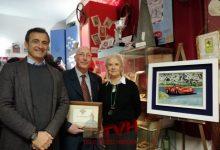 Photo of Al Museo Florio di Cerda donato un quadro raffigurante il pilota Pietro Lo Piccolo