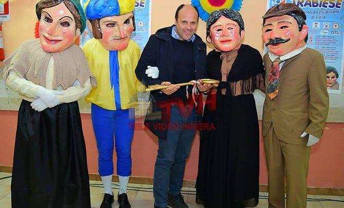 Photo of Trabia: Tutto pronto per il Carnevale 2020