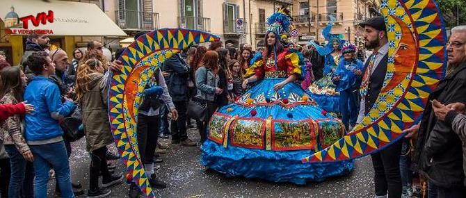 Photo of Educarnival 2019: A Palermo anche gli studenti dell'Artistico G. Ugdulena di Termini Imerese