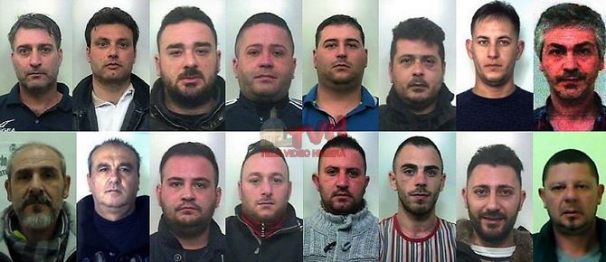Photo of Catania: Mafia e droga, 16 arresti a Biancavilla