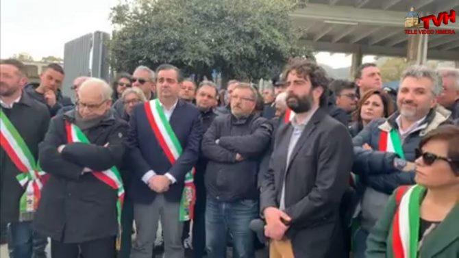 Photo of Termini Imerese: Continua la protesta dei lavoratori Blutec