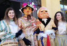 "Photo of Carnevale Termitano 2019: ""U Nannu ca Nanna "" in visita a Cerda"