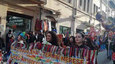 Photo of Palermo: Educarnival 2019, successo per l'istituto Artistico Ugdulena di Termini Imesere