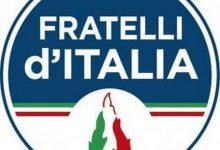 Photo of Il pensiero di Fratelli D'Italia sulle dimissioni del Sindaco Francesco Giunta