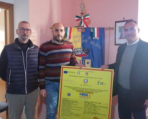 Photo of Montemaggiore Belsito: Firmato l'atto convenzionale per la rete a fibra ottica
