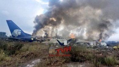 Photo of Etiopia: Precipita aereo con 157 persone a bordo