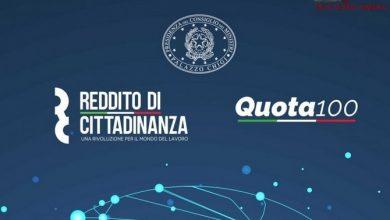 Photo of Quota 100 e Reddito di Cittadinanza: Ok definitivo al decreto