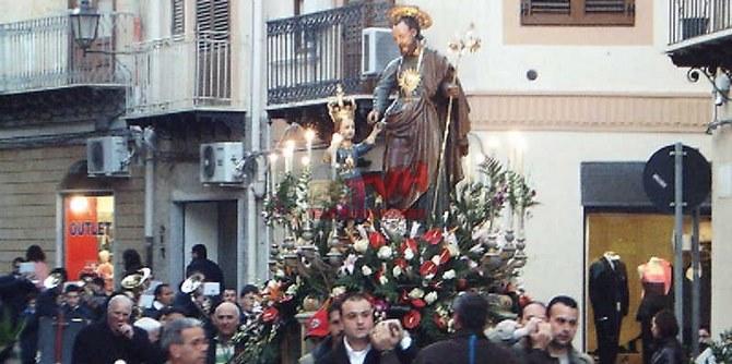 Photo of Termini Imerese: Celebrazioni in onore del Patriarca San Giuseppe