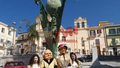 """Photo of """"U Nannu ca Nanna"""" in giro per la cittadina di Cerda"""