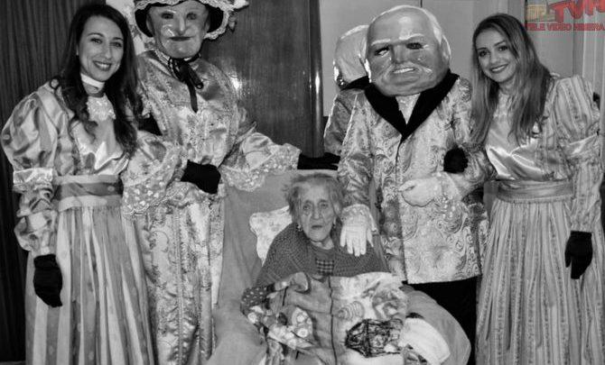Photo of Carnevale Termitano 2019: Festeggia 101 anni con le Maschere ru Nannu ca Nanna