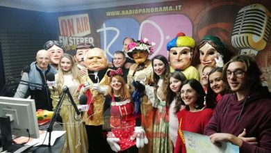Photo of Carnevale Termitano 2019: U Nannu Ca Nanna ospiti a Radio Panorama