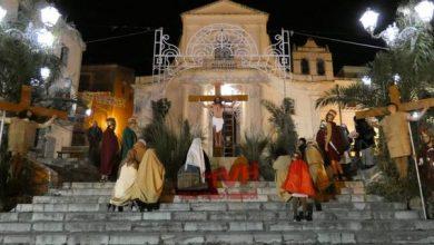 Photo of Cerda: In scena, per le strade, la Passione di Cristo – Foto e Video