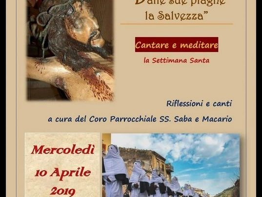 Photo of Collesano: Un concerto-meditativo in occasione della Santa Pasqua