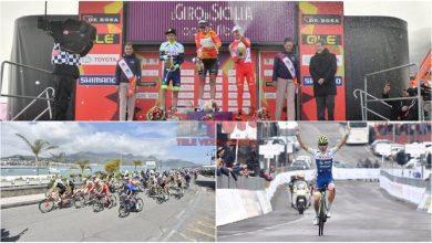 Photo of Giro Di Sicilia: Martin vince sull'Etna, ma il Re del Giro è Brandon Mcnulty