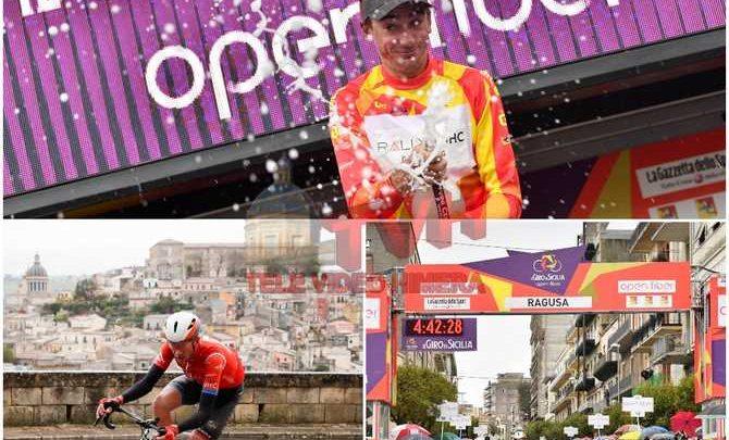 Photo of Giro Di Sicilia: All'Americano Brandon Mcnulty la Terza Tappa