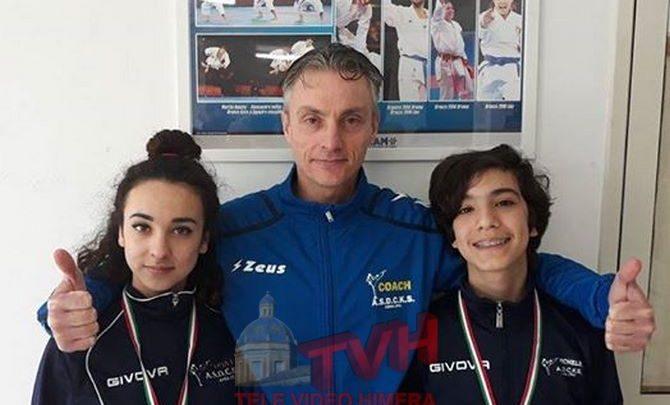 Photo of Cerda: karate, a Michele di Bella il titolo di Vice Campione Regionale