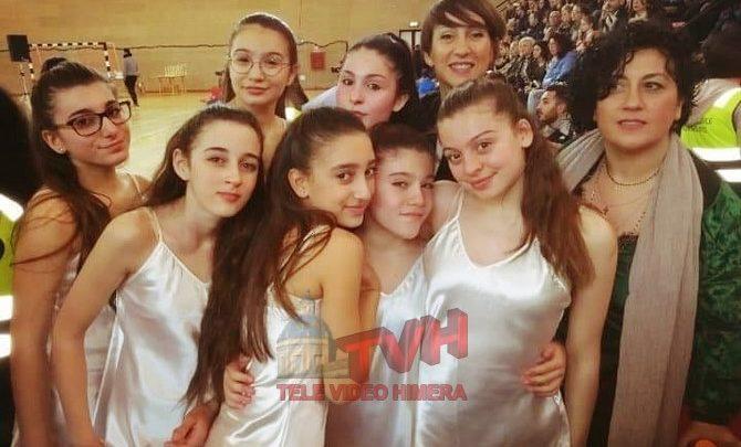 Photo of Cerda: L'Asd. Studio Danza & Fitness sul podio al Palaoreto