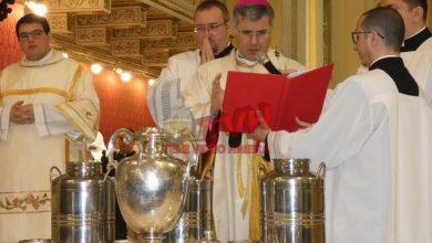 Photo of Palermo: Messa Crismale in Cattedrale