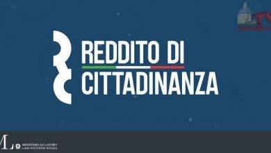 Photo of Reddito Di Cittadinanza: Beneficio esteso anche ai senza fissa dimora