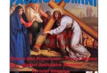 Photo of Termini Imerese: Lunedi 15 la Sacra rappresentazione della Passio Domini