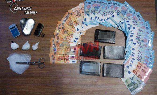 Photo of Palermo: Droga nell'auto scoperta da un Cane Poliziotto
