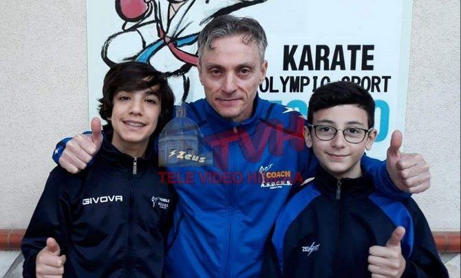 Photo of Cerda: Due atleti ai Campionati Nazionali di Karate