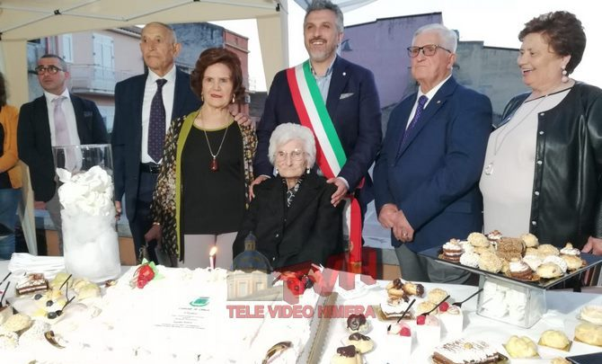 Photo of Cerda in festa per i Cento anni di Nonna Loreta Anitra in Liberti