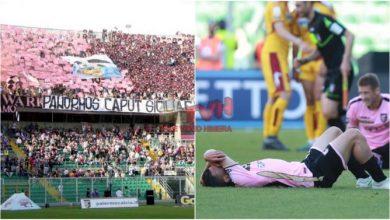 Photo of Calcio: Il Tribunale Federale retrocede il Palermo in Serie C