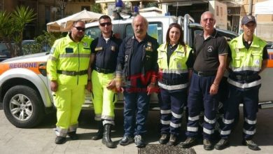 Photo of Trabia: Protezione Civile, un week end dedicato all'addestramento