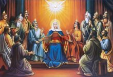 """Photo of In ascolto della """"Parola"""": Domenica di Pentecoste – La discesa dello Spirito Santo"""