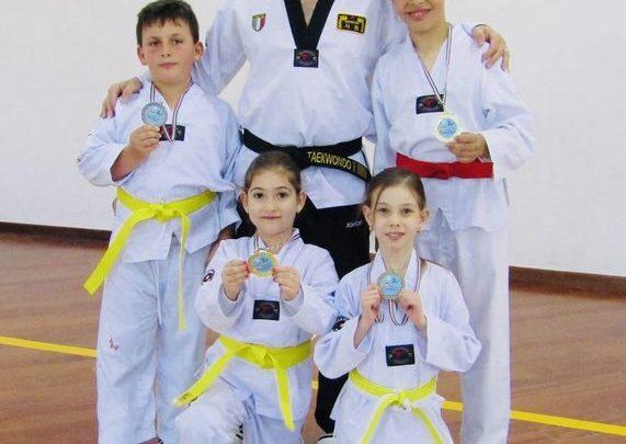 "Photo of Taekwondo: Finale Interregionale, stravince l'Asd ""Arte del Taekwondo"""