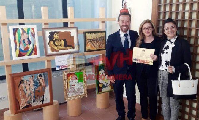 Photo of Sciara: I dipinti di Maria Rocchetta in mostra al Museo Archeologico delle Tradizioni