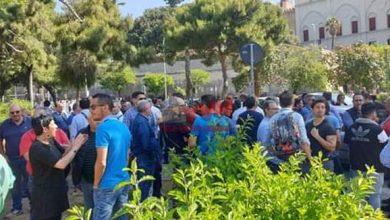 Photo of I lavoratori Blutec di Termini Imerese tornano a protestare a Palazzo D'Orléans