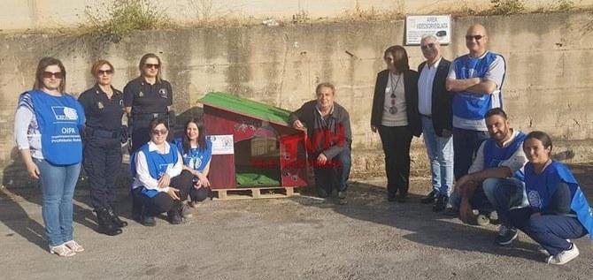 """Photo of Campofelice di Roccella: Al via l'iniziativa """"Quattro zampe sotto un tetto """""""