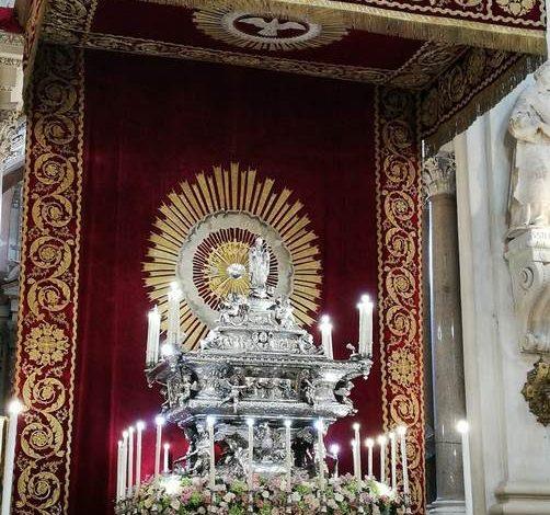 Photo of Palermo celebra la sua Patrona:  Il 395° Festino di Santa Rosalia