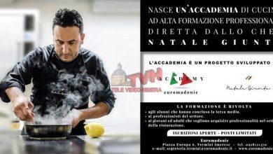 Photo of Termini  Imerese: Apre un'accademia di cucina ad alta formazione professionale