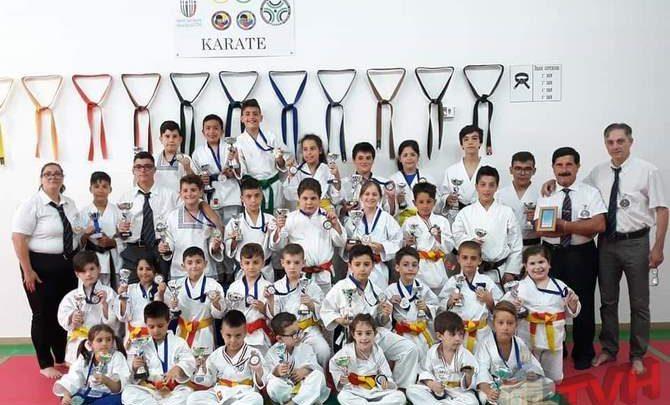 Photo of Cerda: L'ASD Karate Shotokan conclude il progetto Karate e Pancrazio Athlima