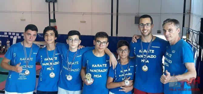 Photo of Cerda: La Shotokan Karate cala il tris d'assi a Messina