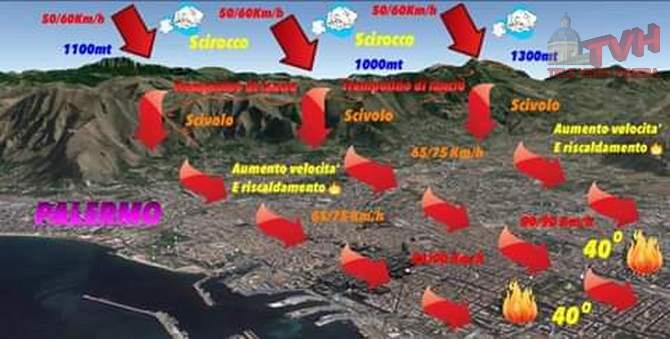 Photo of Meteo: Nuova ondata di calore tra stanotte e domani in Sicilia