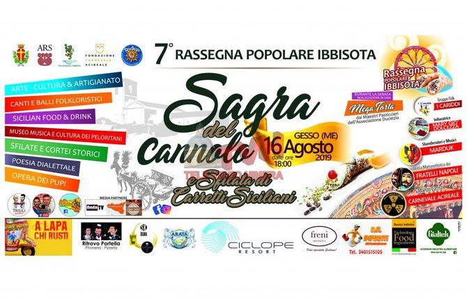Photo of Messina: Al via La 7ª Rassegna Popolare Ibbisota