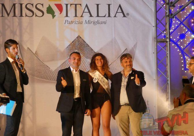 Photo of Cerda: E' Marika Geraci a vincere l'ultima selezione di MISS ITALIA