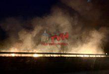 Photo of Autostrada A/19: Un incendio sta causando rallentamenti al traffico