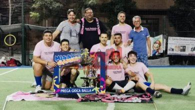 Photo of Torneo Interparrocchiale 2019: Vince la Parrocchia di Sant'Antonio di Padova