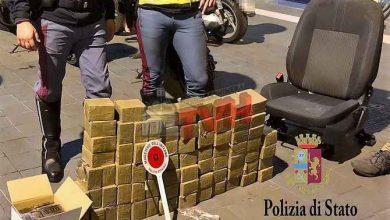 Photo of Palermo: Arriva per comprare Cassate ma in realtà trasporta 80 Kg di droga