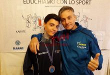 Photo of Cerda, Karate: Argento per Giovanni Battista Sciortino al 13° Open Di Sicilia