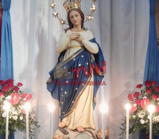 Photo of Sciara: Il Vescovo accetta la richiesta di Don Claudio, l'Immacolata sarà la Compatrona